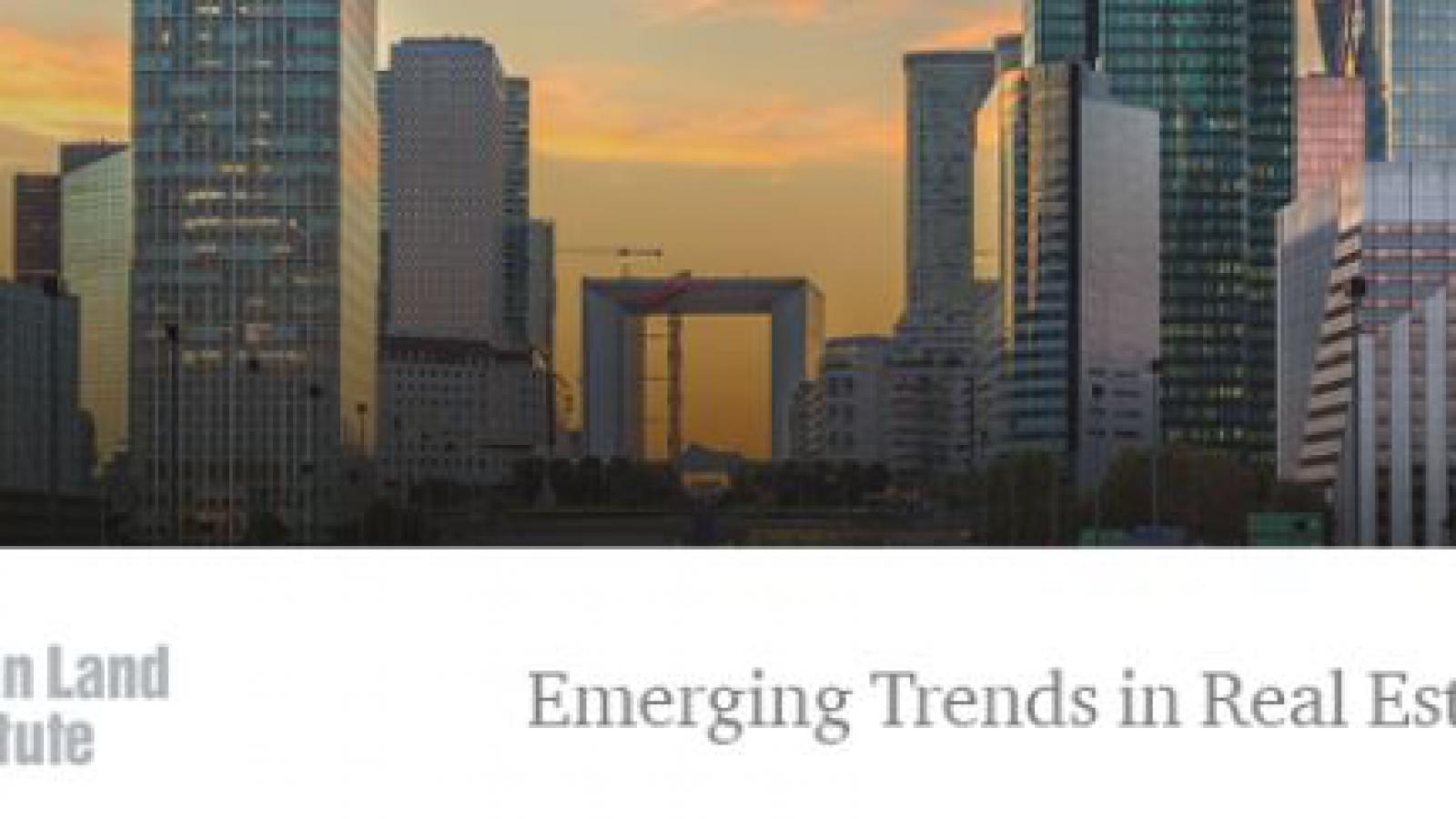 locandina emerging trend
