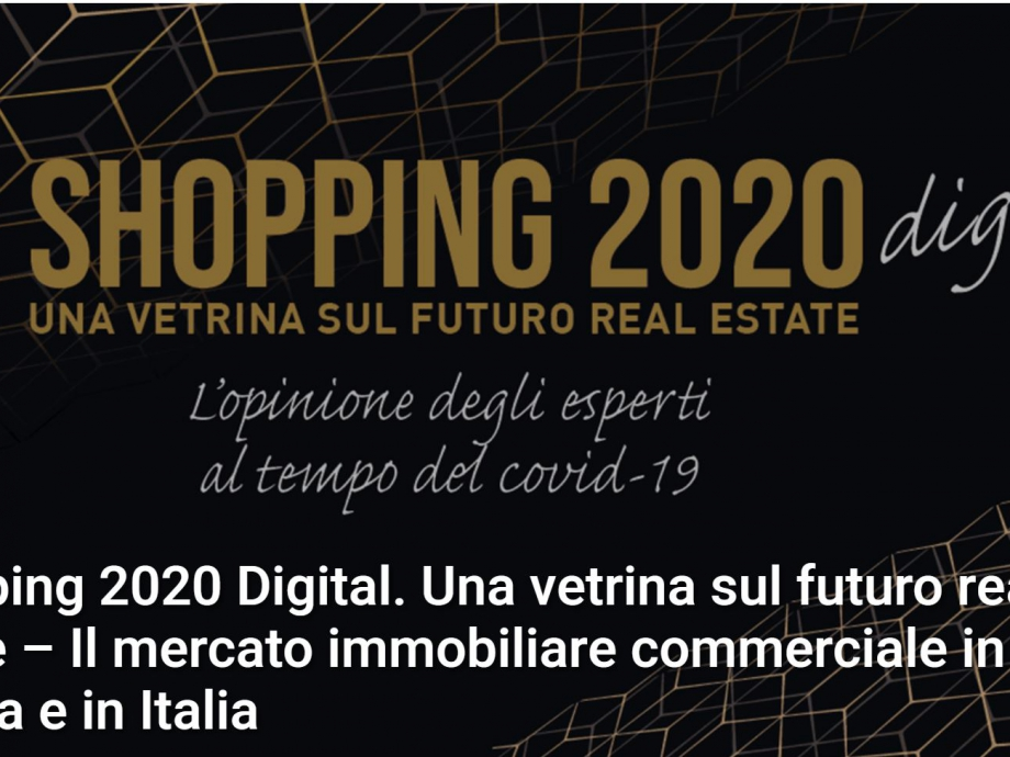 Scenari_Shopping 2020 Digital