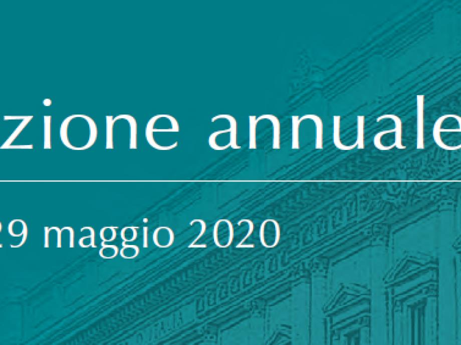 relazione annuale Bankitalia